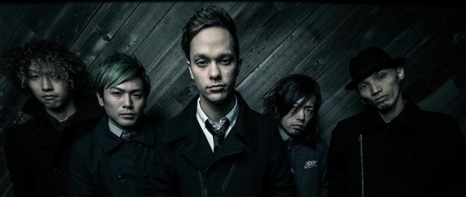 Coldrain - Fire In The Sky