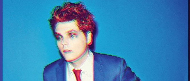 Gerard Way - Getting Down The Germs
