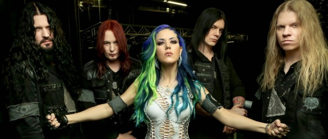 Arch Enemy - You Will Know My Name (Live in Korea)
