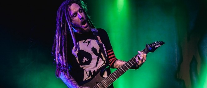 Korn Covers Britney Spears, Justin Bieber & Rihanna Songs