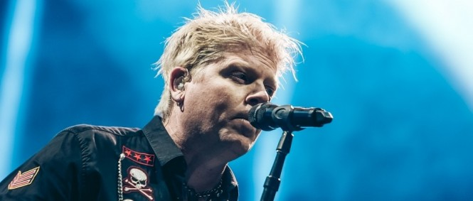 The Offspring, Rock for People, Hradec Králové, 4.7.2016 (fotogalerie)