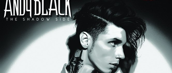 RECENZE: Andy Black - The Shadow Side