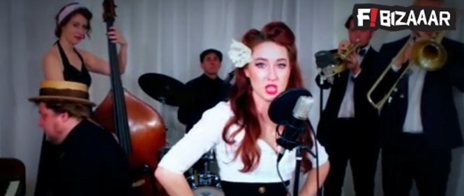 American Idiot (Green Day) - 1940s Wartime Cover