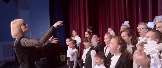 Mutter - Rammstein (children's Choir cover)