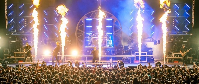 Parkway Drive, Asking Alexandria, Stick to Your Guns, Forum Karlín, Praha, 29.3.2017 (fotogalerie)