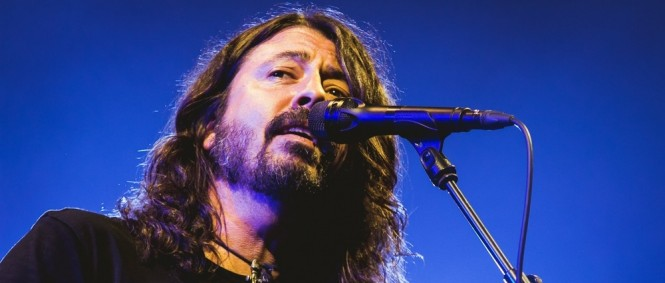 Foo Fighters, Red Fang, O2 arena, Praha, 27.6.2017 (fotogalerie)