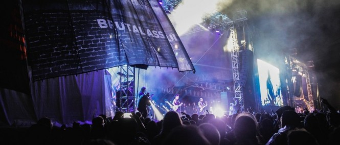 August Burns Red, Eluveitie, Trivium, Graveworm, Brutal Assault, Josefov, 11.8.2017 (fotogalerie)