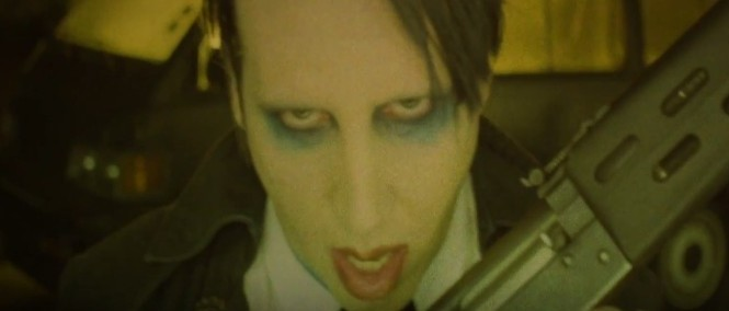 Marilyn Manson - We Know Where You Fucking Live
