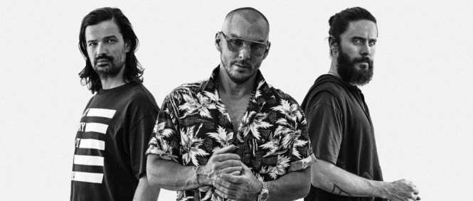 Thirty Seconds to Mars opouští kytarista Tomo Miličević