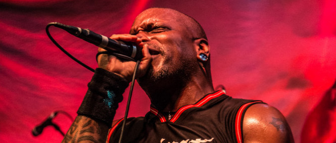 Sepultura, Obscura, Goatwhore, Fit For An Autopsy, Masters of Rock Café, 25.2.2018 (fotogalerie)