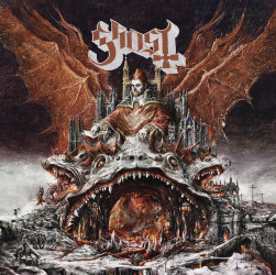 Ghost cover 2018