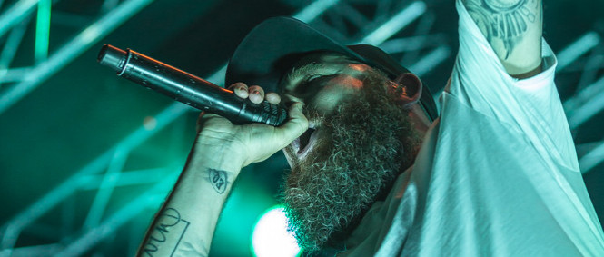In Flames, Walkways, Sono, Brno, 4.7.2018 (fotogalerie)
