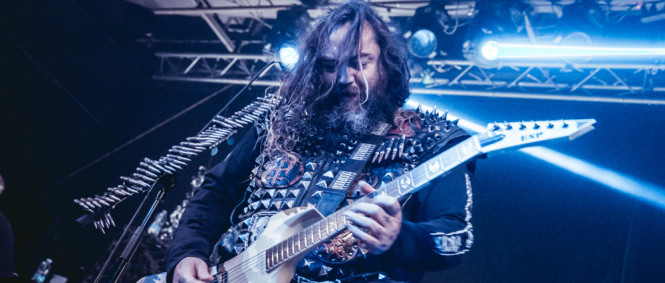 Soulfly, Horrible Creatures, Roxy, Praha, 22.7.2018 (fotogalerie)