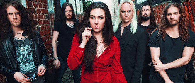 Amaranthe - Inferno (Lyric Video)