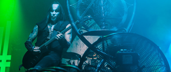 Behemoth, At The Gates, Wolves In The Throne Room, Forum Karlín, Praha, 12.1.2019 (fotogalerie)