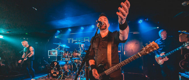 Therapy?, Hell Paso, Rock Café, Praha, 1.2.2019 (fotogalerie)