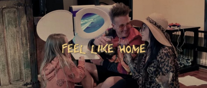 Papa Roach - Feel Like Home