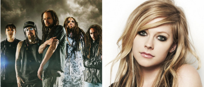 Korn - Coming Undone But It's Complicated By Avril Lavigne