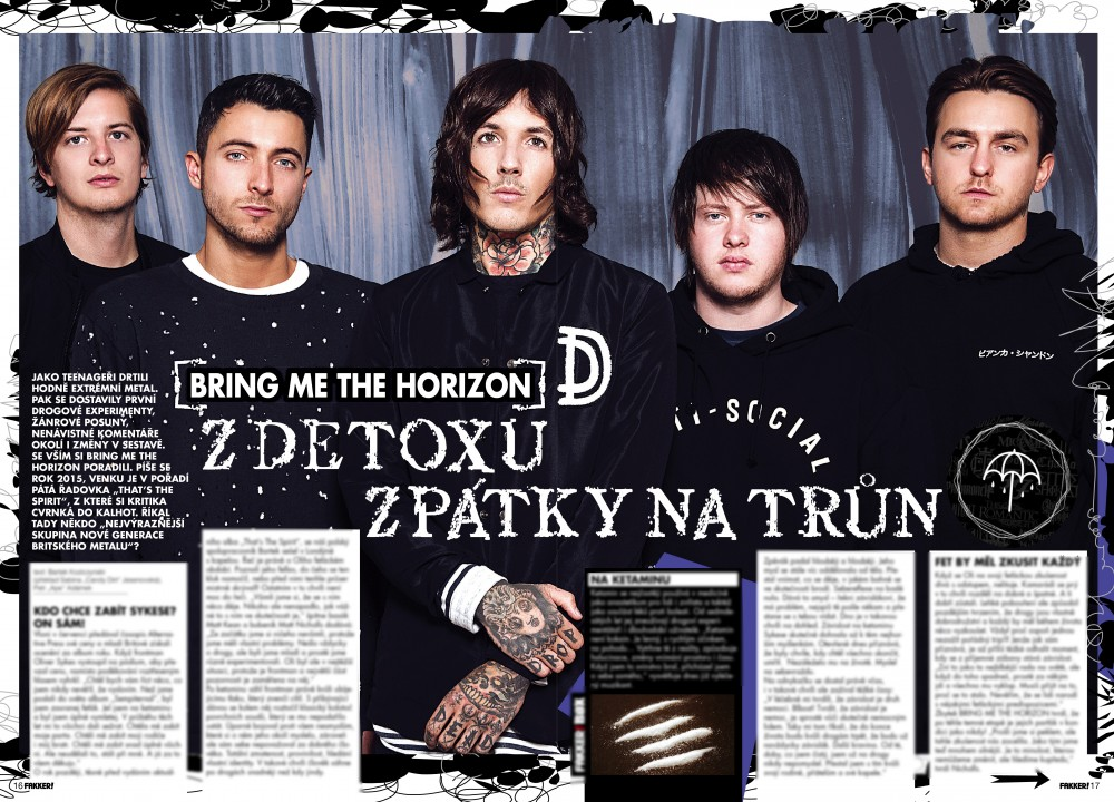 Bring Me The Horizon (Fakker)