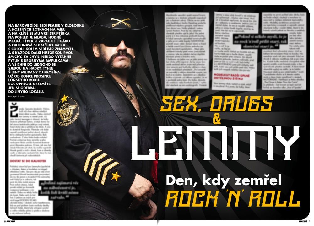 Lemmy - fakker