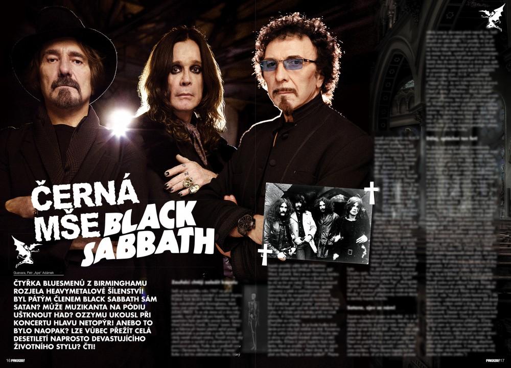 Black Sabbath F!
