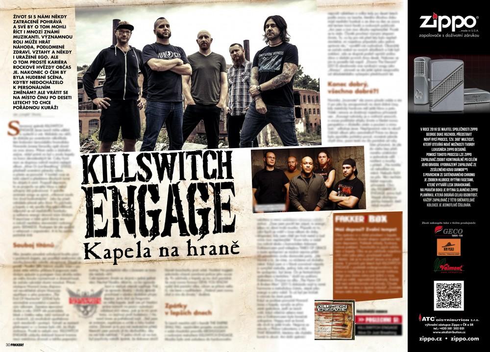 Killswitch Engage Fakker