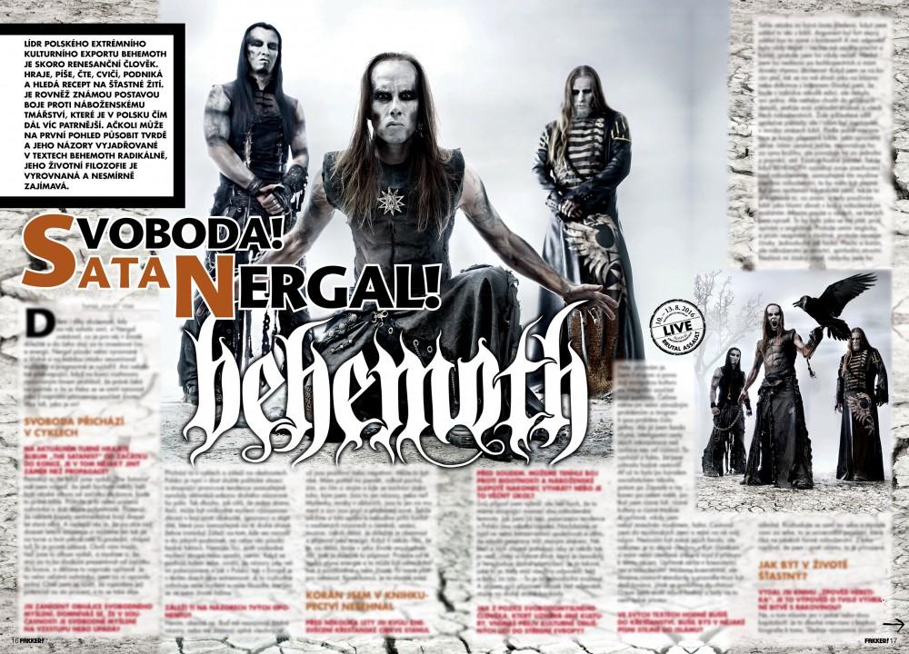 Behemoth F!