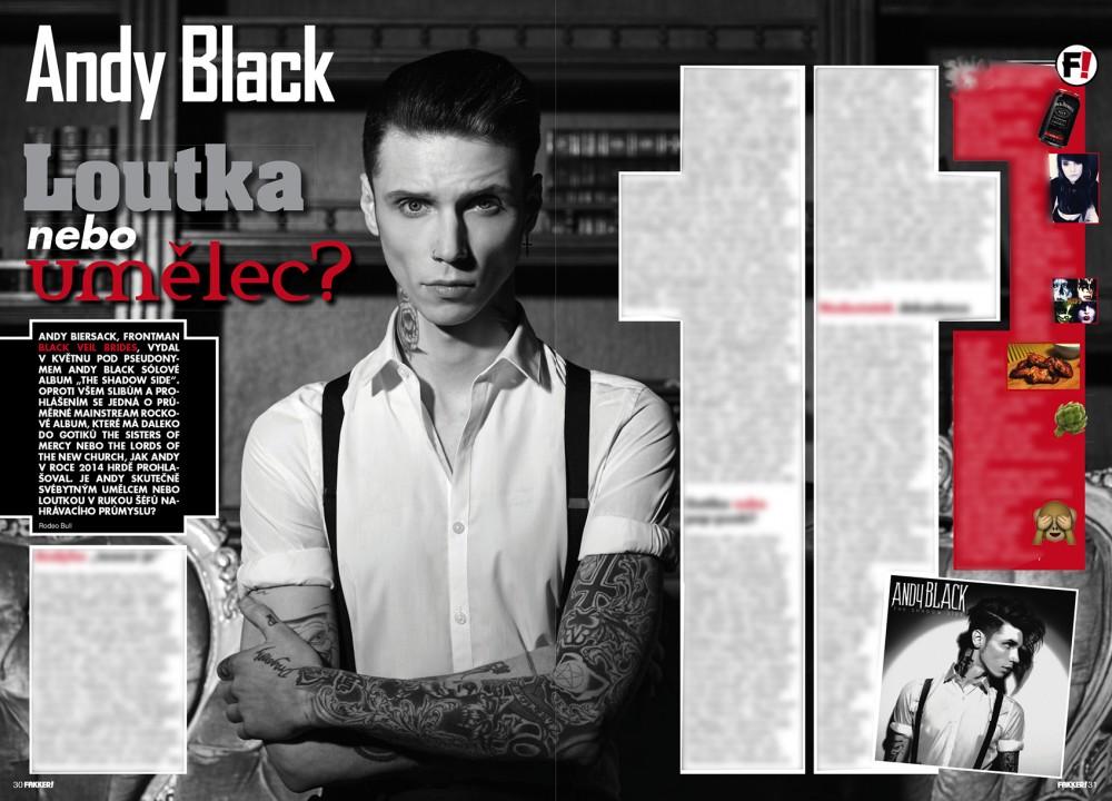 Andy Black F!