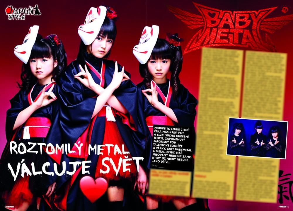 Babymetal - japan style