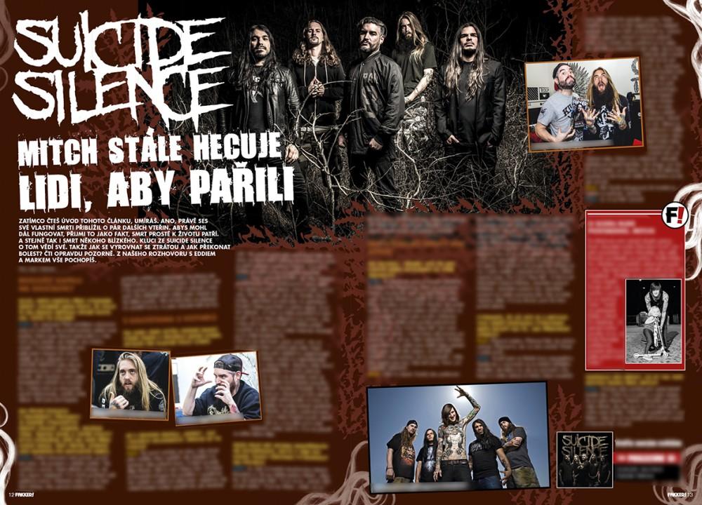 Suicide Silence F!