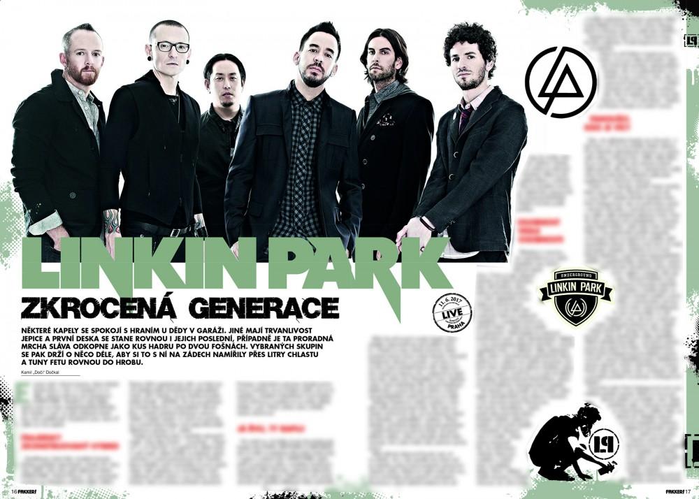 Linkin Park F!
