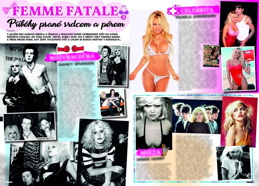 Femme Fatale III F!