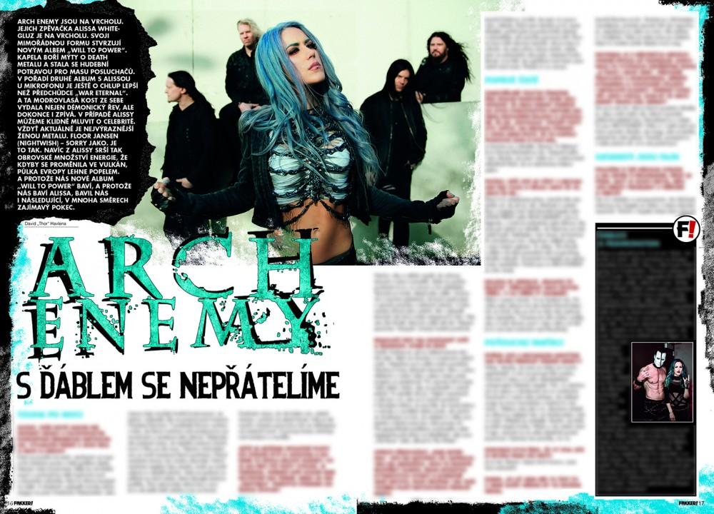 Arch Enemy F!