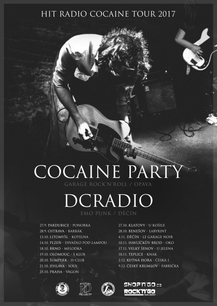 Cocaine Party poster