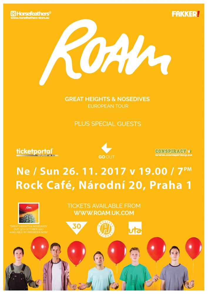 ROAM poster