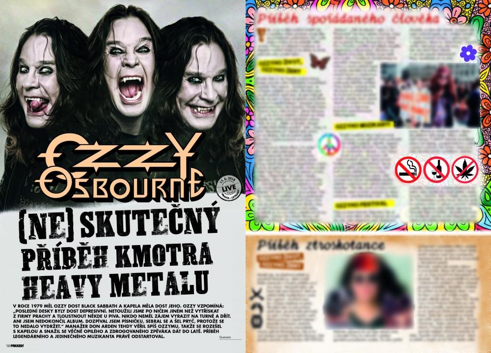 Ozzy Osbourne F!