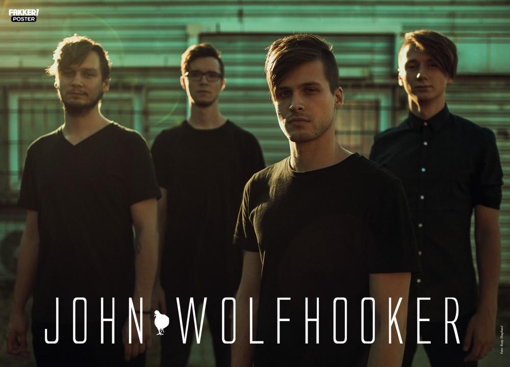 John Wolfhooker poster
