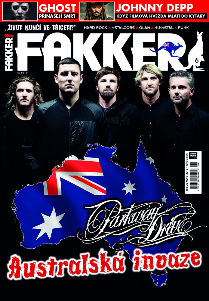 Parkway Drive F!