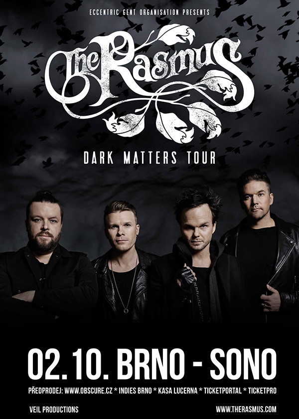 The Rasmus poster