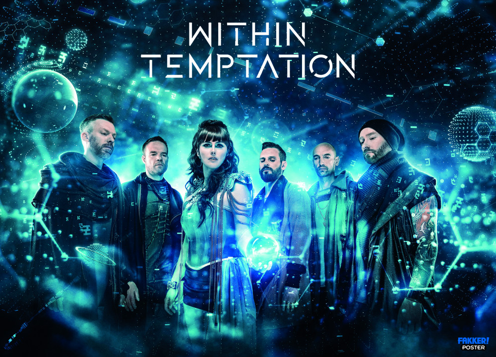 Within Temptation poster