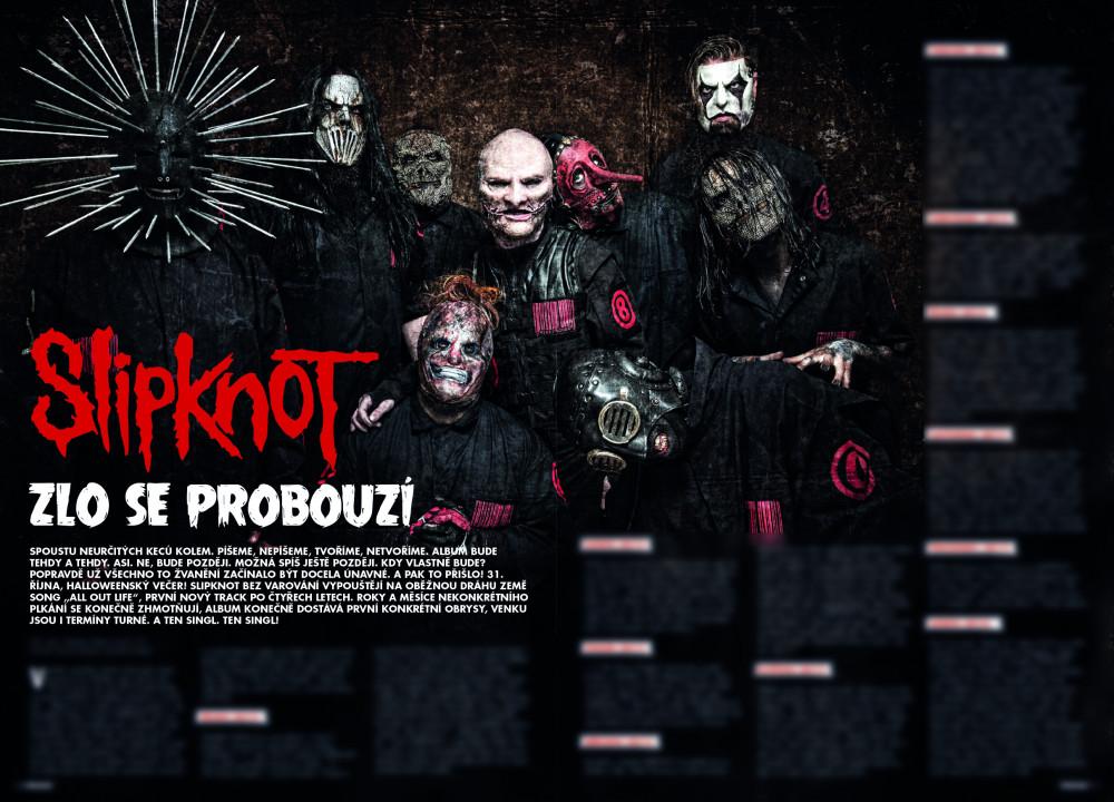 Slipknot F!