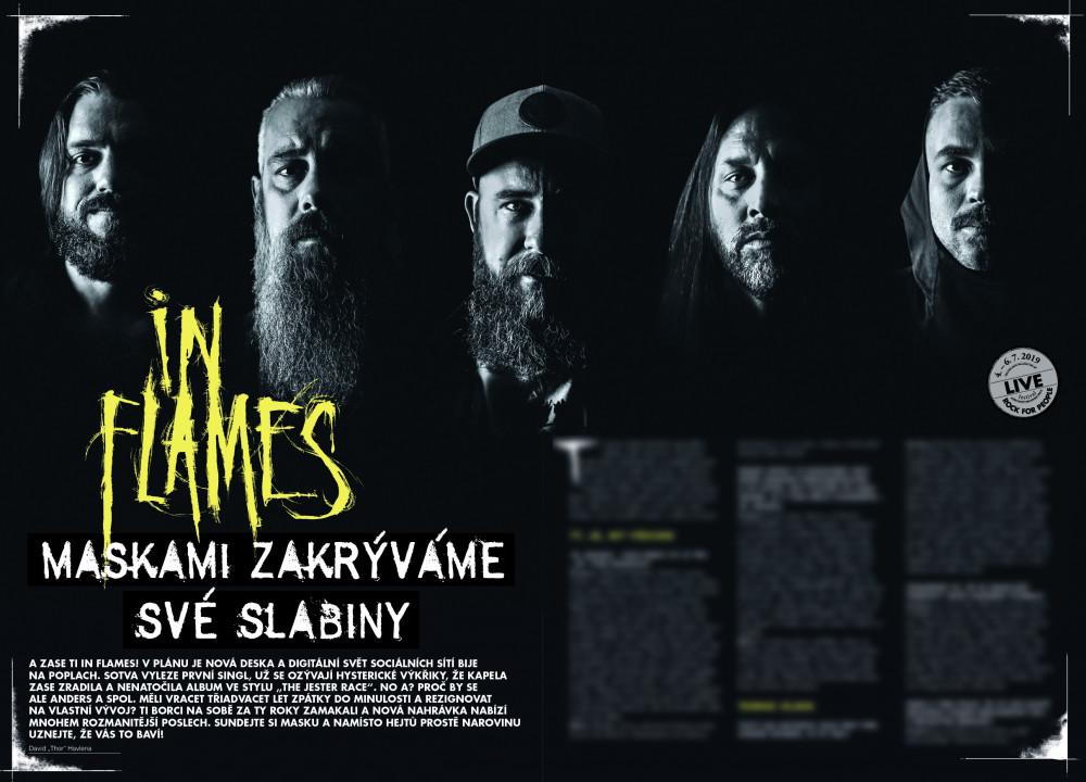 In Flames F!