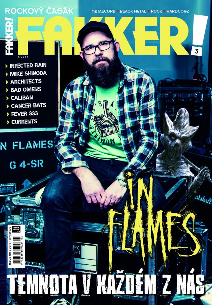 In Flames titulka