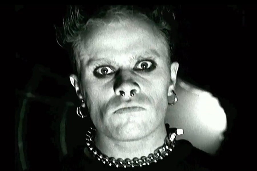 Keith Flint Firestarter