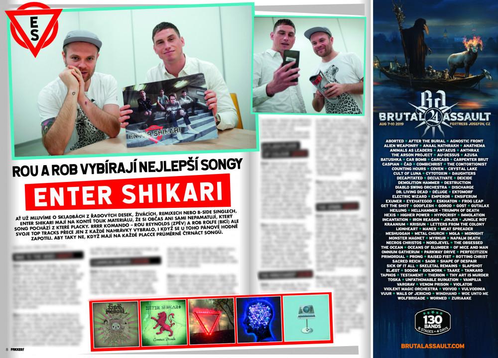 Enter Shikari F!
