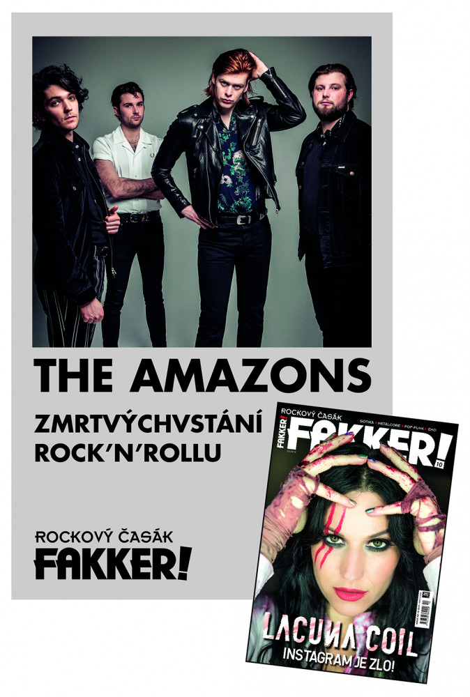 The Amazons F!