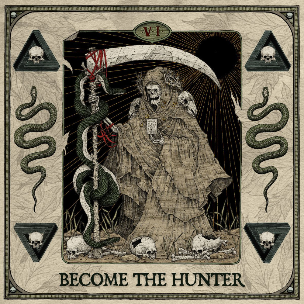 Suicide Silence cover Become The Hunter