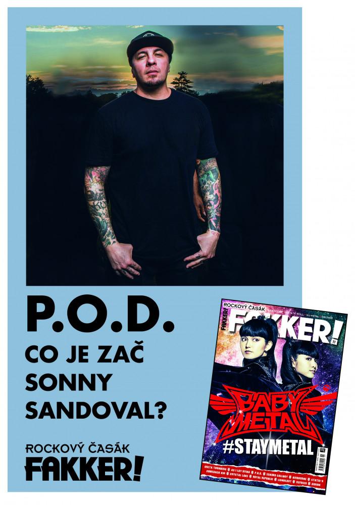 P.O.D. F!