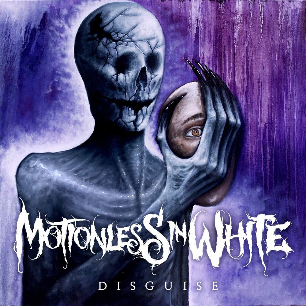 Motionless in White - Disguise cover art