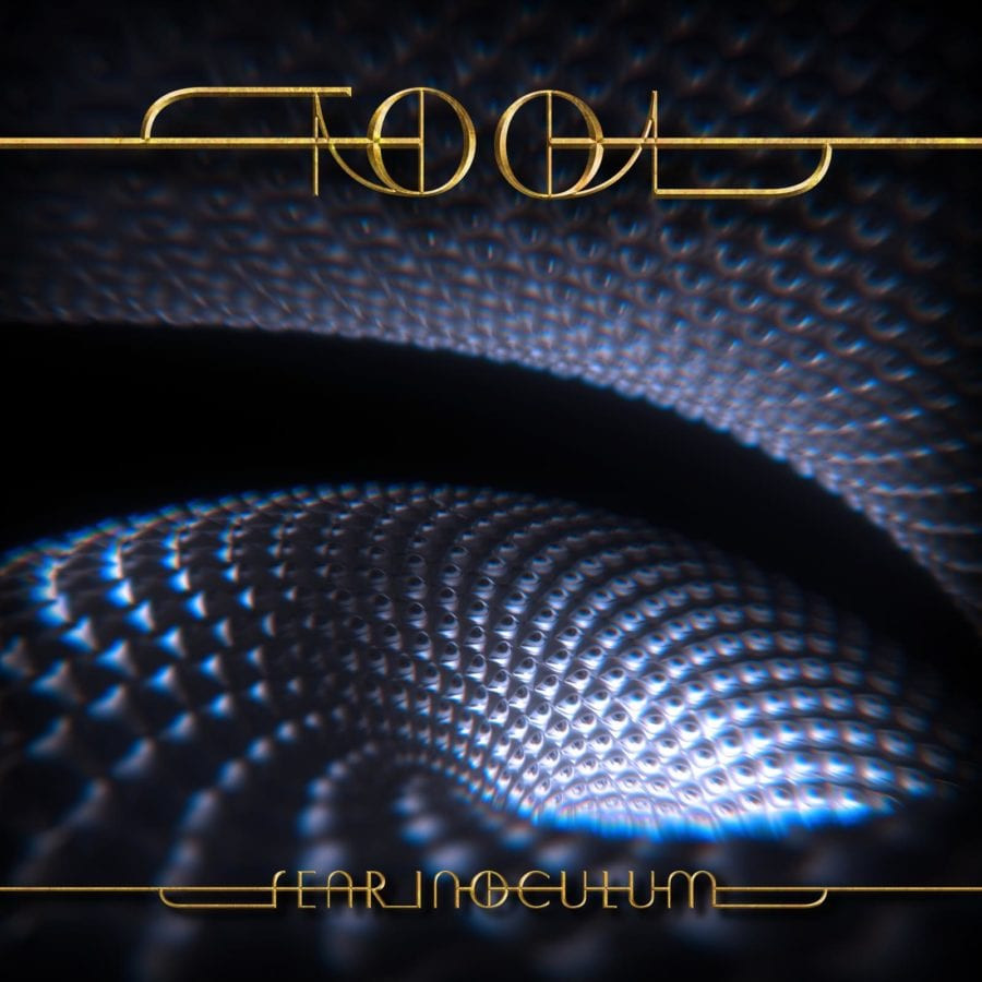 Tool - Fear Inoculum album art
